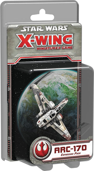 Star Wars X-Wing Miniatures Game: ARC-170 Expansion SWX53