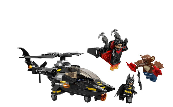 LEGO DC Universe Super Heroes 76011 Batman: Man-Bat Attack - 184 Pieces - Ages 6 and Up