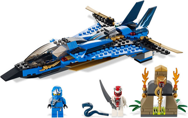 LEGO Ninjago Jay's Storm Fighter 9442 [Toy]