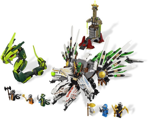 LEGO Ninjago 9450 Epic Dragon Battle [Toy]