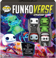 Funkoverse - Disney The Nightmare Before Christmas