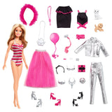 Barbie Advent Calendar GFF61