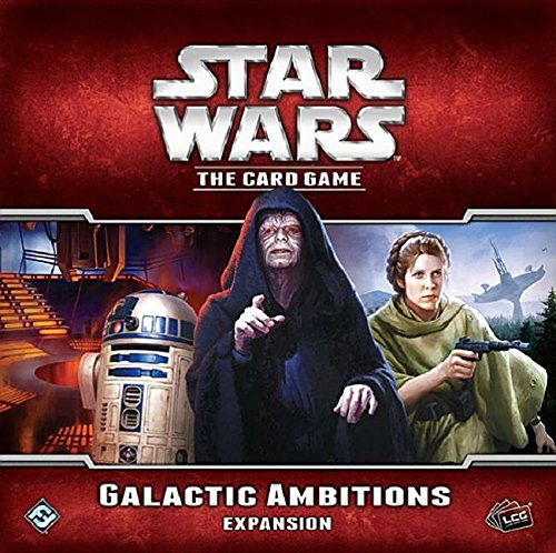 Star Wars LCG: Galactic Ambitions Card Game