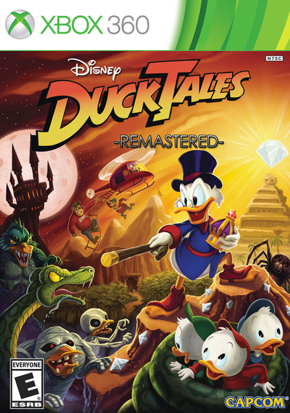 DuckTales - Remastered for Microsoft Xbox 360