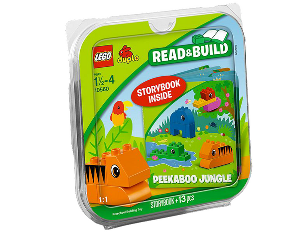 LEGO 10560 Peekaboo Jungle