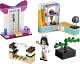 LEGO Friends Emma Karate Class 41002 - 93 Pieces - Ages 5 and Up