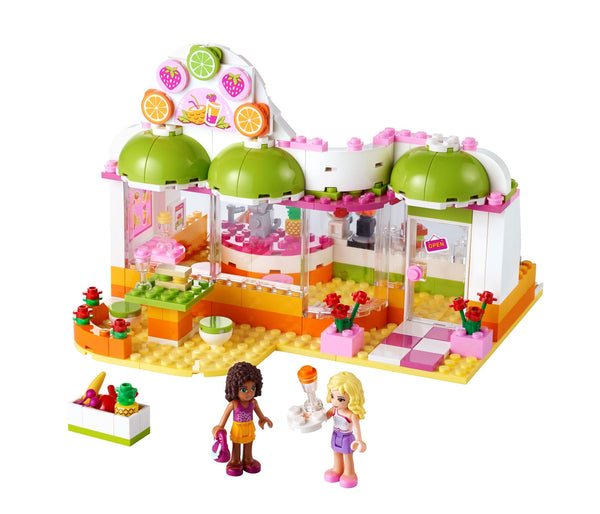 LEGO Friends 41035 Heartlake Juice Bar - 277 Pieces - Ages 6 and Up