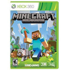 Minecraft for Microsoft Xbox 360 - ESRB E10+