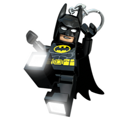 LEGO DC Super Heroes Batman LED Key Light, LGL-KE26, Ages 5 and Up