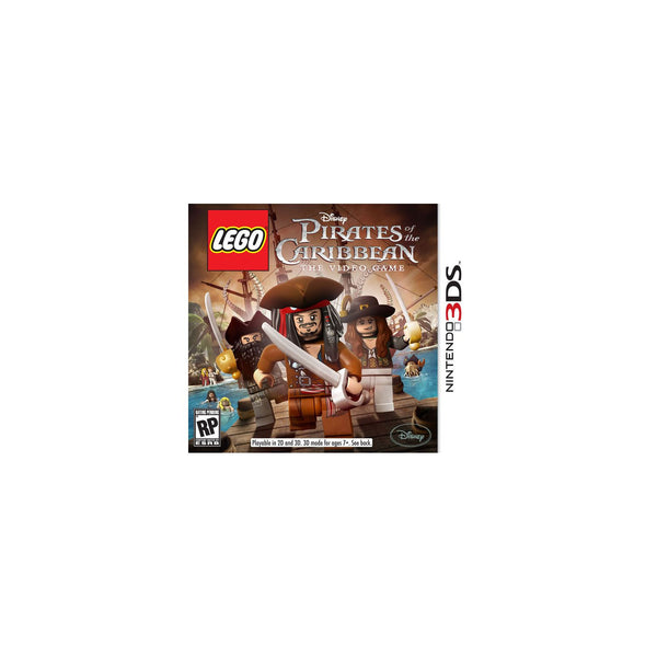 LEGO Pirates of the Caribbean [Nintendo 3DS]