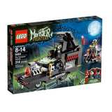 LEGO Monster Fighters 9464 The Vampyre Hearse