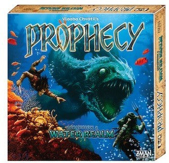 Prophecy Expansion 2 Water Realm Game