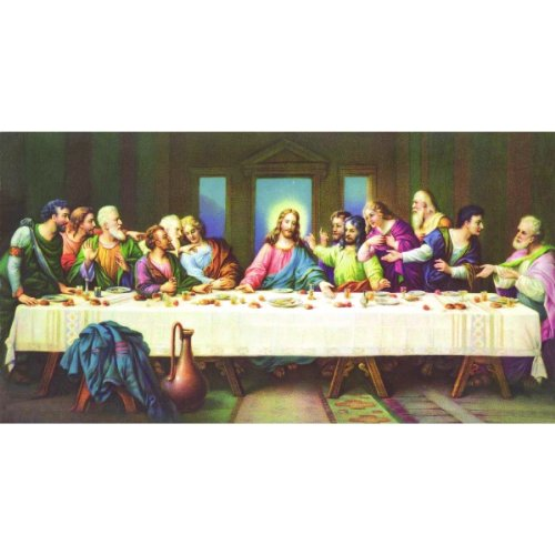 The Last Supper 1000 pc Jigsaw Puzzle