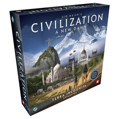 Civilization New Dawn - Terra Incognita Expansion