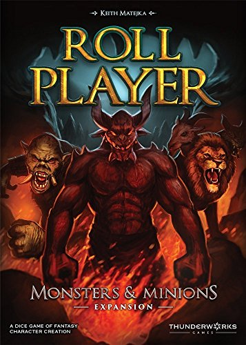 Thunderworks Games Roll Player: Monsters & Minions