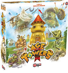 Age of Towers Board Game