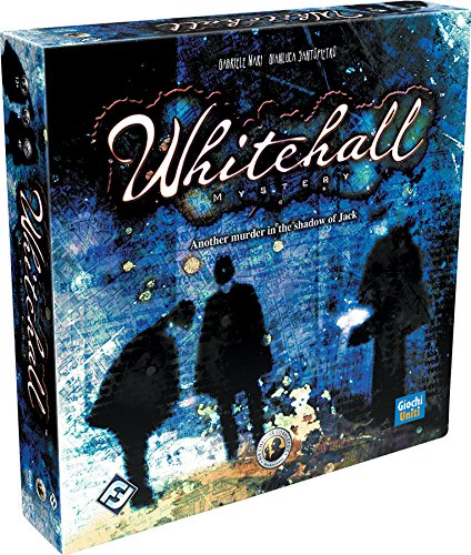 Whitehall Mystery Board Game