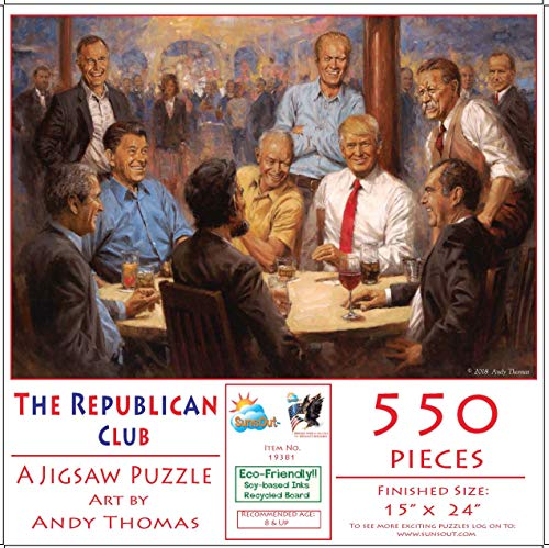 The Republican Club 550 pc