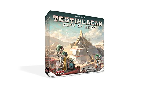 Teotihuacan: City of Gods Games