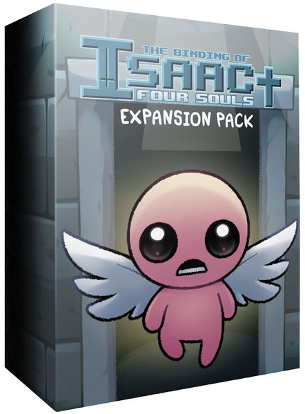 Binding of Isaac Four Souls Expansion