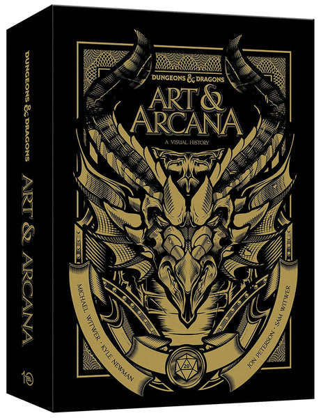 Dungeons and Dragons: Art and Arcana - Special Edition