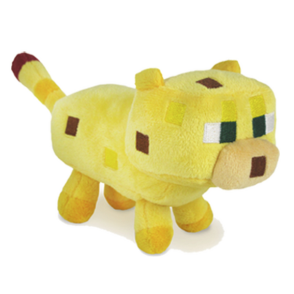 Minecraft Baby Ocelot Plush by Jazwares