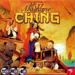 Madame Ching Board Game