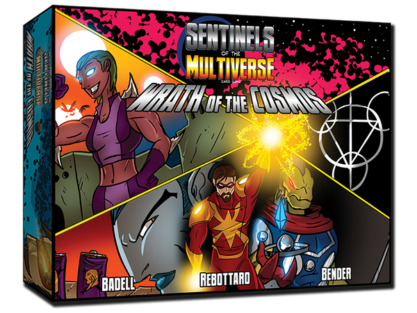 Sentinels of the Multiverse: Wrath of the Cosmos Expansion Set