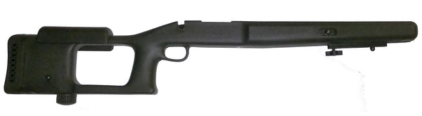 Right side view of the Choate Varmint Stock for Remington 700