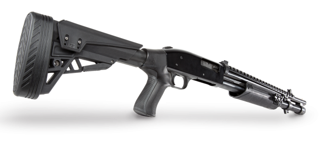 Alt View of ATI T3 Tactlite Shotgun Stock