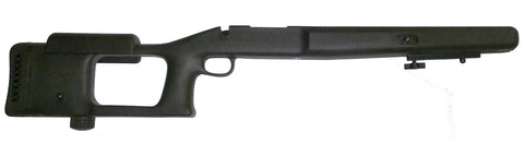 Side view of Choate Varmint Stock for Remington 700