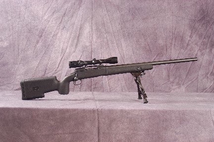 Choate Tactical Stock for Remington 700 SA for BADGER inletting detachable magazine