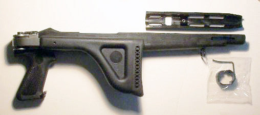 Choate 10 22 Stainless Steel Folding Stock