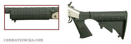 ATI Collapsible Buttstock with Pistol Grip and Forend for H&R  and NEF (SHOTFORCE SYSTEM)
