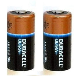 Lithium 3 V. Replacement Batteries (2 pack)