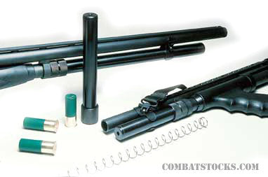 8 Shot Magazine Extension for Benelli M1 M2 Super Black Eagle I and II