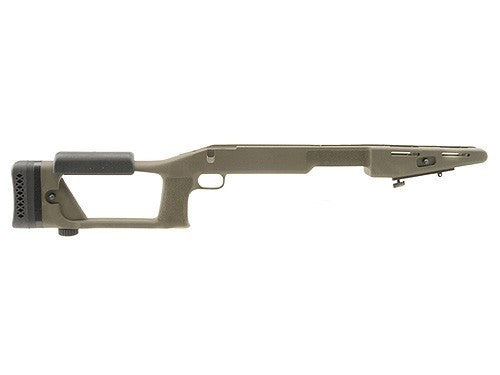 Choate Ultimate Sniper Stock for Remington 700 Short Action Left Handed
