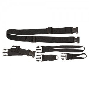 TAPCO 1 OR 2 POINT SLING - BLACK