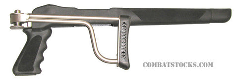 Butler Creek Stainless Steel Folding Stock for Ruger 10/22