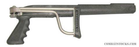 Butler Creek Stainless Steel Folding Stock for Ruger MINI 14/30