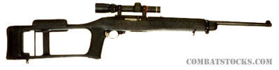 Choate Ruger 10/22 Dragunov stock