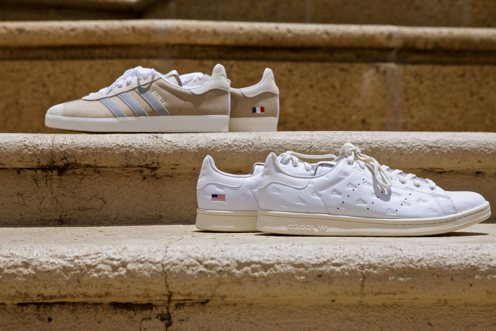 Adidas Consortium Creates Two New Collaborative Staples