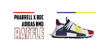 217dd90f0235 adidas x Pharrell Williams x BBC Human Race NMD Raffle - ADDICT Miami