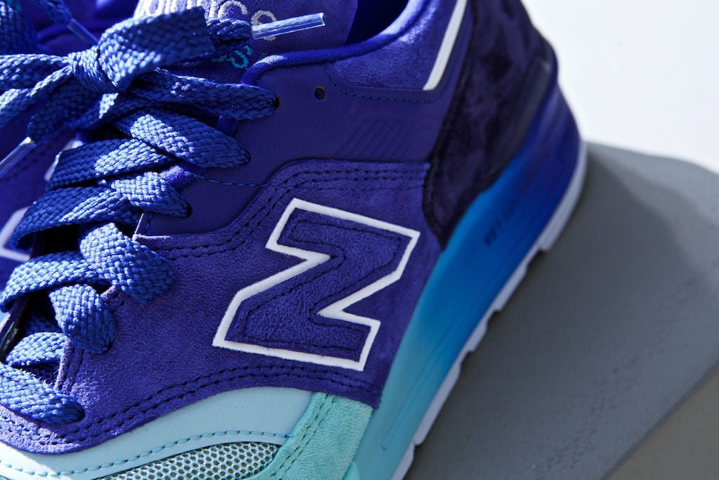 Two New Ombre New Balance 997s Have Dropped