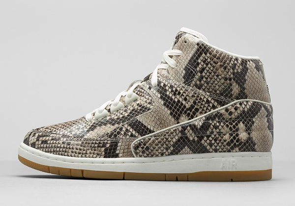 b9c5577f6c8ccb ... air python borrowed design cues from the air jordan ii and air force ii  hot jordan 2 retro two new nike air python sps are headed our way this  thursday ...