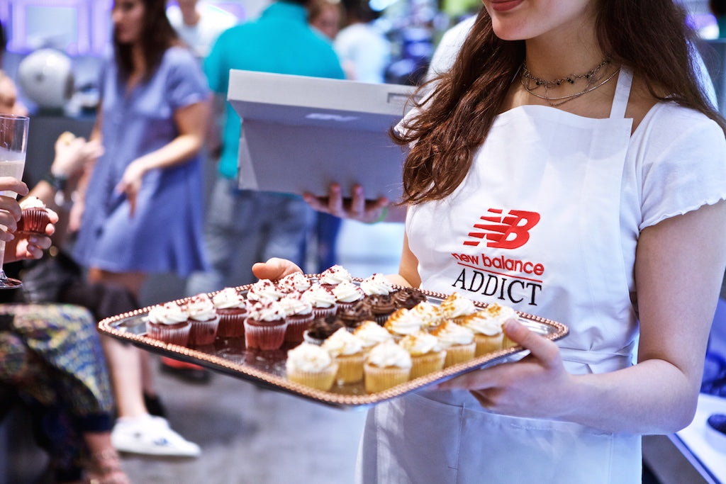 Cup Cakes New Balance Addict Brickell
