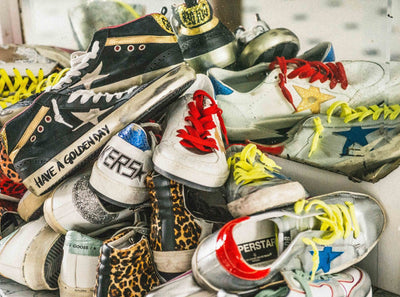 New Golden Goose for Mens