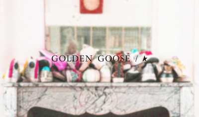 Shop the latest from Golden Goose