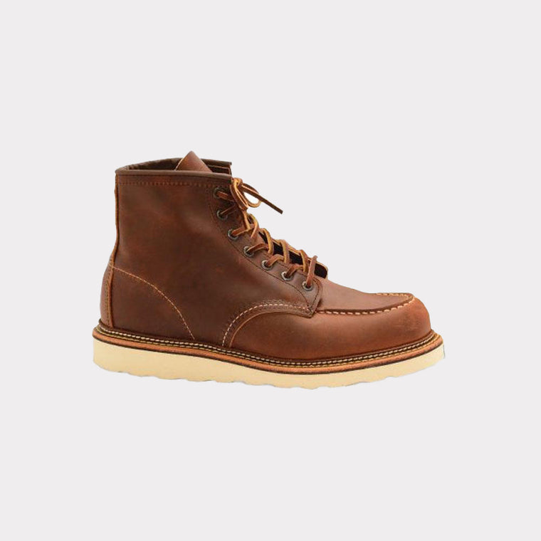 Red Wing Classic Moc Copper Rough 01907
