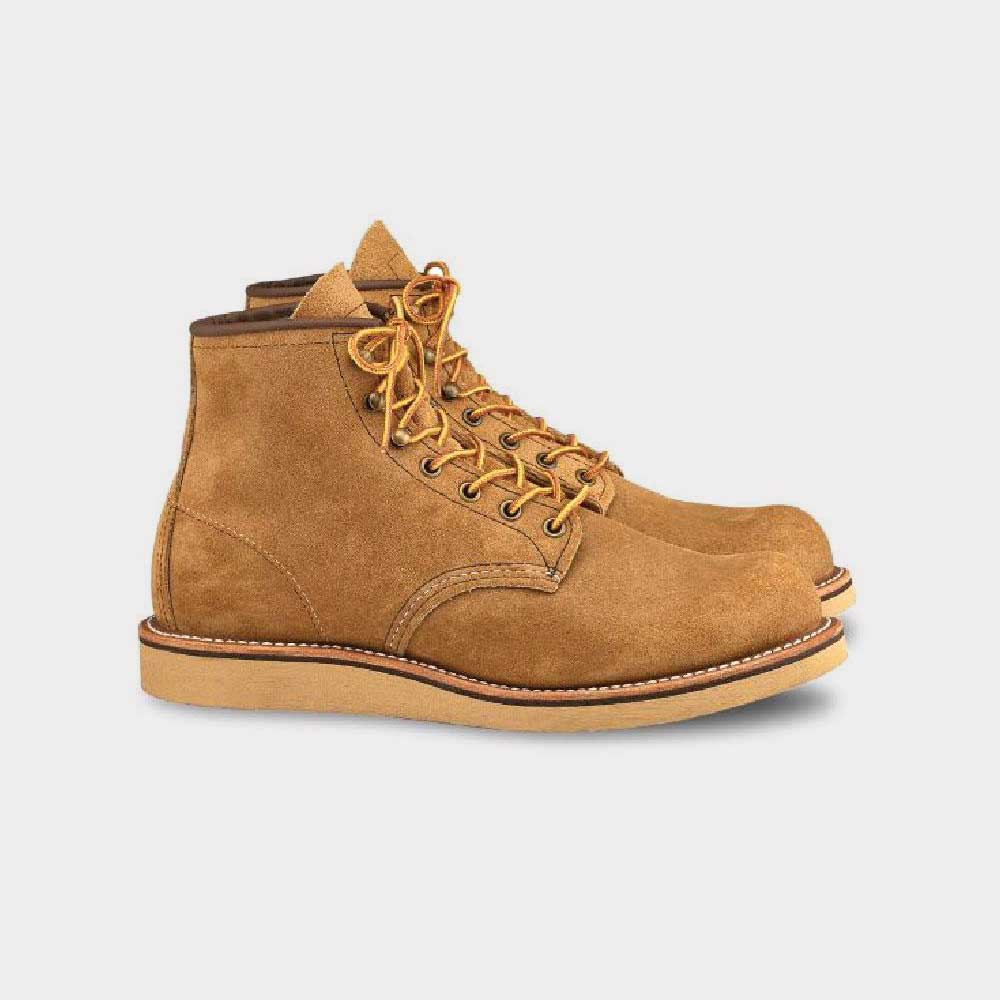 Red Wing 6 Inch Boot Rover Men 2953
